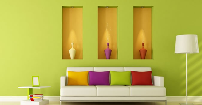 Interior Design Painting in Long Beach